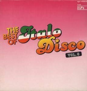 Cover - Miko Mission: Best Of Italo Disco Vol. 05, The