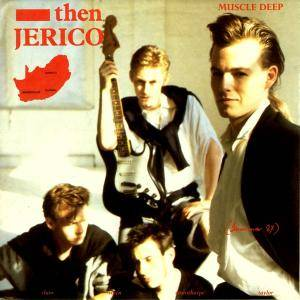 Cover - Then Jerico: Muscle Deep