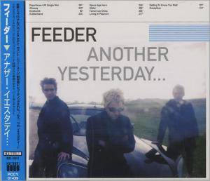 Cover - Feeder: Another Yesterday