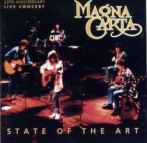Magna Carta: State Of The Art - Cover