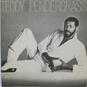 Cover - Teddy Pendergrass: It's Time For Love