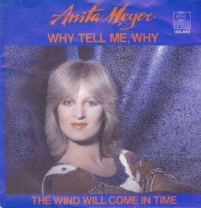 Cover - Anita Meyer: Why Tell Me, Why