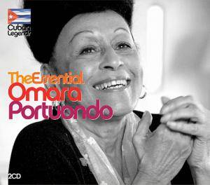 Cover - Omara Portuondo: Essential Omara Portuondo, The