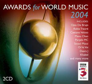 Cover - Daara J: Awards For World Music 2004