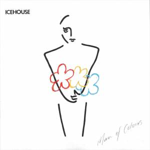 Icehouse: Man Of Colours - Cover