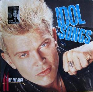 Billy Idol: Idol Songs - 11 Of The Best (LP) - Bild 1