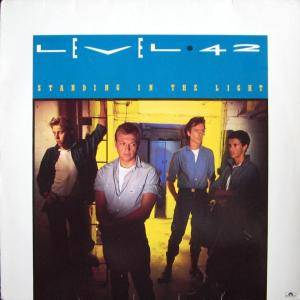 Cover - Level 42: Standing In The Light