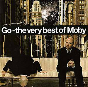 Moby: Go - The Very Best Of Moby - Cover
