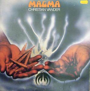 Cover - Magma: Merci