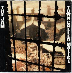 The Jam: Town Called Malice - Cover