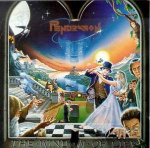 Pendragon: Window Of Life, The - Cover