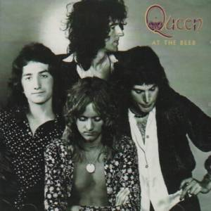 Queen: At The Beeb - Cover