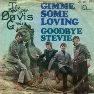 The Spencer Davis Group: Gimme Some Lovin' - Cover