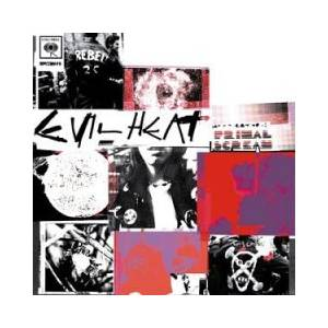 Cover - Primal Scream: Evil Heat