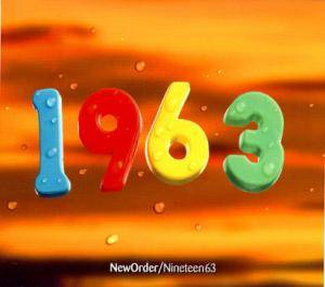 New Order: Nineteen63 - Cover