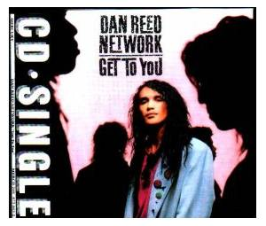 Cover - Dan Reed Network: Get To You