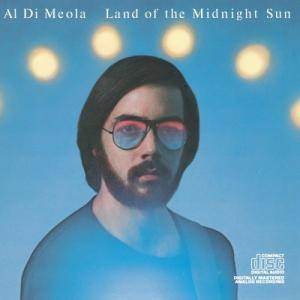 Al Di Meola: Land Of The Midnight Sun - Cover