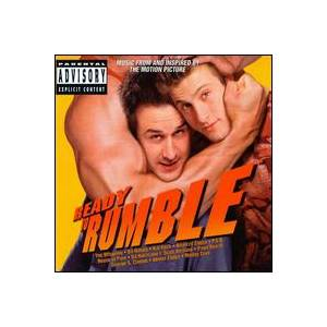 Cover - Z: Ready To Rumble Soundtrack