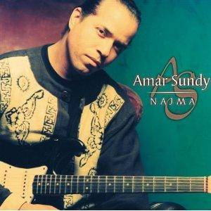 Cover - Amar Sundy: Najma
