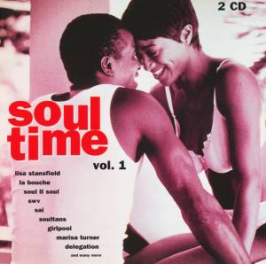 Cover - Mimi: Soul Time - Vol. 1