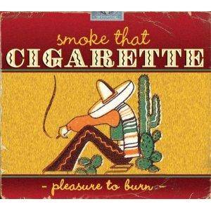 Cover - Bobby Edwards: Smoke That Cigarette