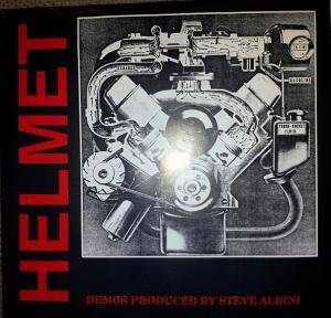 Cover - Helmet: Turned Out