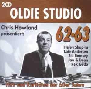Cover - Oliver Twist & The Happy Twistler: Chris Howland Präsentiert: Oldie Studio 62-63