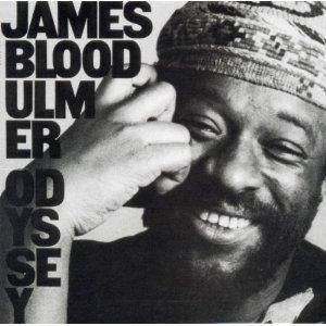 "Cover - James ""Blood"" Ulmer: Odyssey"