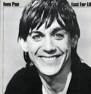 Iggy Pop: Lust For Life - Cover