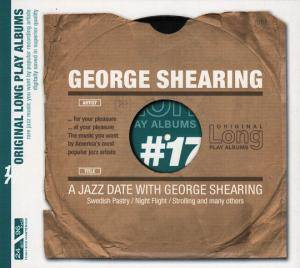 Cover - George Shearing: Jazz Date With George Shearing, A