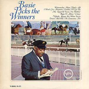Cover - Count Basie: Basie Picks The Winners