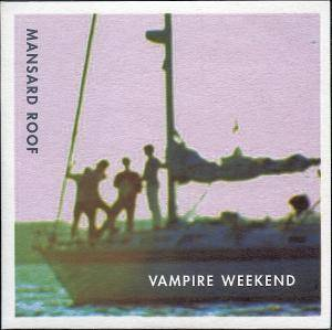 Cover - Vampire Weekend: Mansard Roof