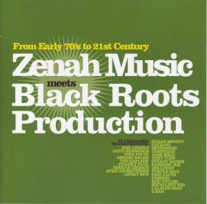 Cover - Dennis Walks: Zenah Music Meets Black Roots Production