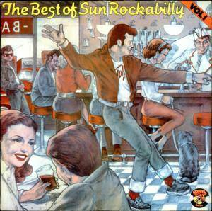 Cover - Hayden Thompson: Best Of Sun Rockabilly Vol. 1, The