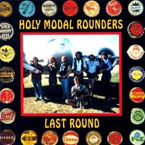 Cover - Holy Modal Rounders, The: Last Round