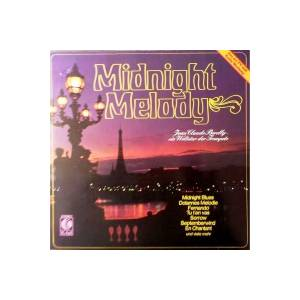 Cover - Jean-Claude Borelly: Midnight Melody