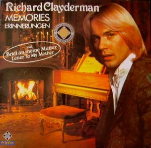 Cover - Richard Clayderman: Memories (Erinnerungen)