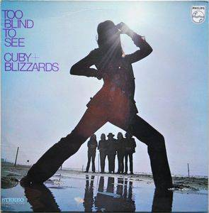 Cover - Cuby + Blizzards: Too Blind To See