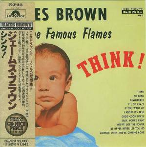 Cover - James Brown: Think!