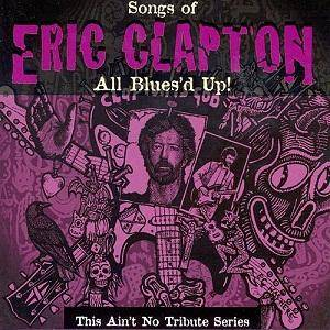 Cover - Larry McCray: All Blues'd Up - Songs Of Eric Clapton