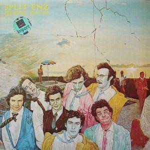 Split Enz: Mental Notes - Cover