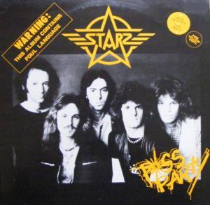 Starz: Piss Party - Cover