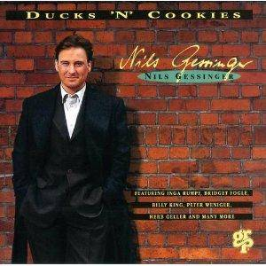 "Nils Gessinger: Ducks ""N"" Cookies - Cover"