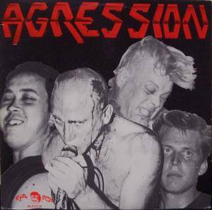 Agression: Agression - Cover