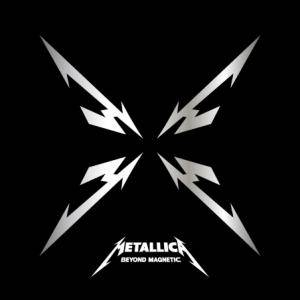 Metallica: Beyond Magnetic - Cover
