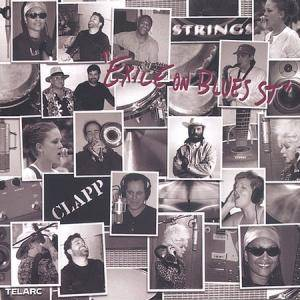 Cover - Jeff Lang: Exile On Blues Street
