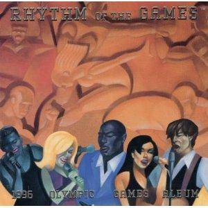 Rhythm Of The Games: 1996 Olympic Games Album - Cover