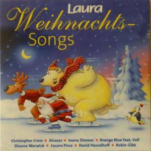 Cover - Orange Blue Feat. Vail: Weihnachts-Songs Von Laura