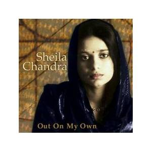 Cover - Sheila Chandra: Out On My Own