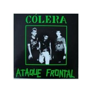 Cólera: Ataque Frontal - Cover